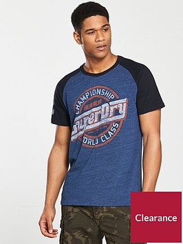 superdry-054-major-league-raglan-tee