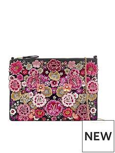 accessorize-folk-floral-zip-top-clutch-bag
