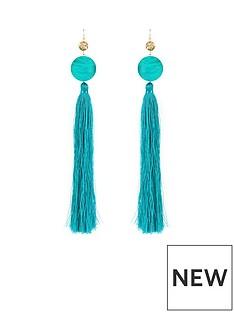 v-by-very-oversized-statement-tassel-earrings-teal