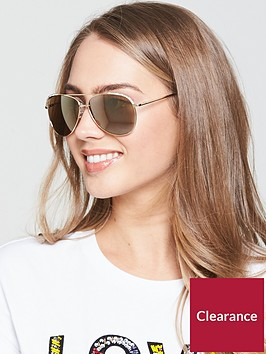 v-by-very-diamante-detail-aviator-style-sunglasses-gold