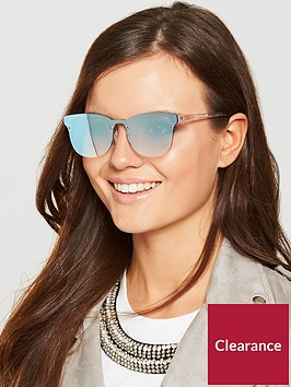 v-by-very-flat-lens-sunglasses-silver