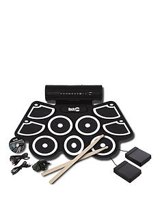 rockjam-rj760md-roll-up-drum-kit