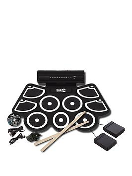rockjam-rj760md-roll-up-drum-kit