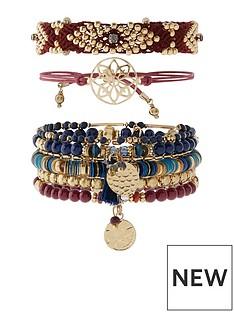 accessorize-boho-mega-bracelet-pack