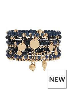 accessorize-accessorize-10x-eclectic-stretch-bracelets