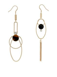 accessorize-accessorize-cut-out-mismatch-slinky-earrings