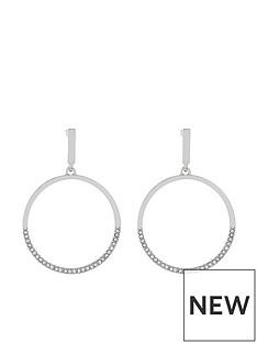accessorize-sleek-sparkle-hoop-earrings