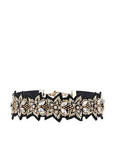 accessorize-cosmos-embellished-choker