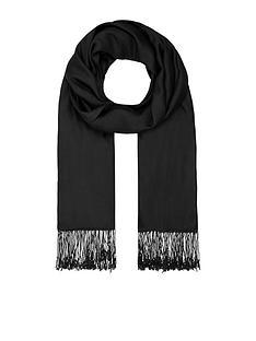 accessorize-plain-woven-scarf