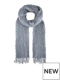 accessorize-lena-pleated-scarf