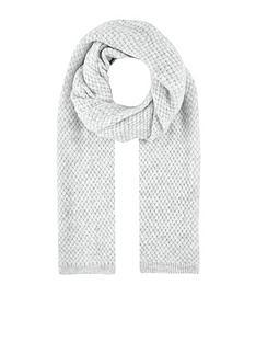 accessorize-basketweave-blanket-scarf-grey