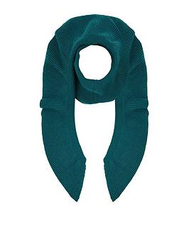 accessorize-ribbed-frill-scarf