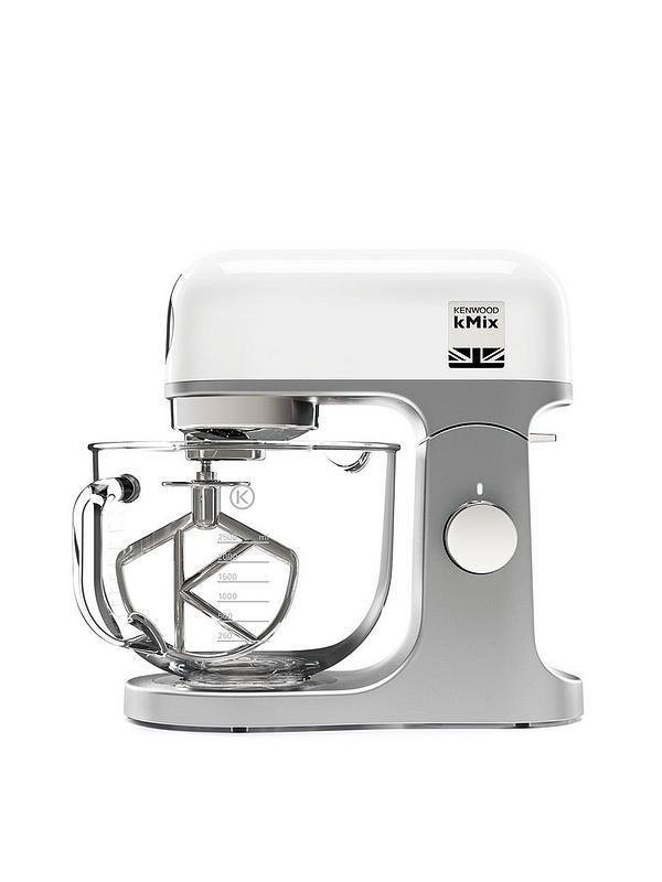 Kmix Stand Mixer White