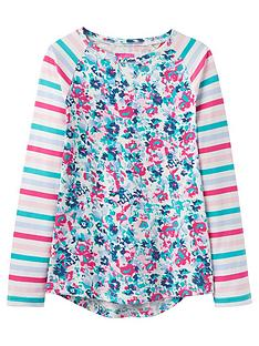 joules-girls-mishmash-stripe-jersey-top