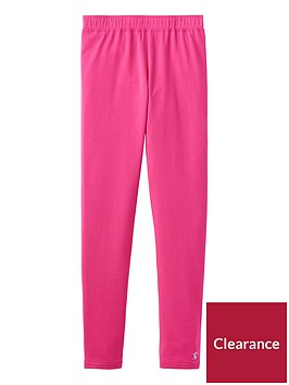 joules-girls-emilia-plain-pink-legging