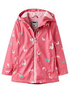 joules-girls-animal-print-raindance-rubber-coat
