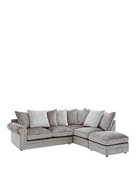 gleam-right-hand-fabric-scatter-back-corner-chaise-sofa-with-matching-footstool