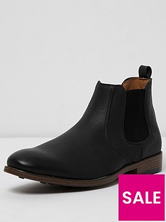 river-island-river-island-bargate-tough-sole-chelsea-boot-black