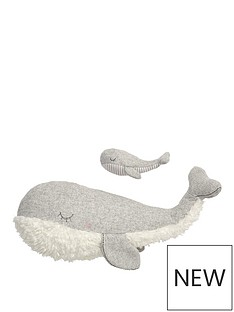 mamas-papas-soft-toy-whale-amp-baby