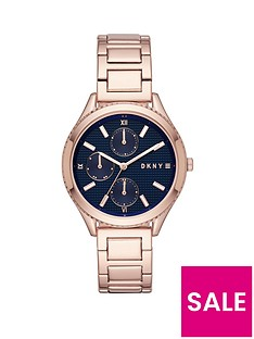 dkny-woodhavennbsprose-gold-tone-stainless-steel-bracelet-ladies-watch