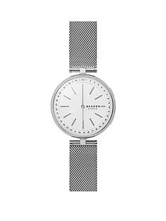 skagen-skagen-connected-signatur-silver-stainless-steel-hybrid-smartwatch