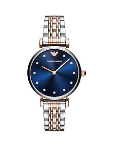 emporio-armani-two-tone-rose-gold-and-stainless-steel-bracelet-ladies-watch