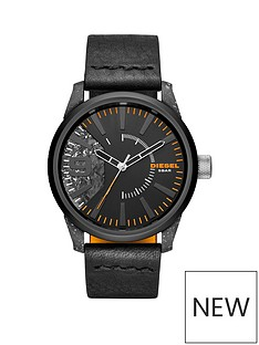 diesel-diesel-rasp-matte-black-stainless-steel-leather-strap-gents-watch