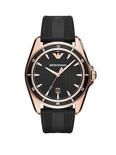 emporio-armani-ar11101nbspmatte-black-rubber-strap-and-rose-gold-tone-mens-watch