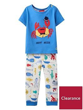 joules-baby-doodle-applique-t-shirt-trouser-set
