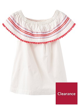joules-girls-malia-woven-vest-cream