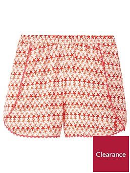 joules-girls-suzette-jersey-shorts-red-sky-starfish
