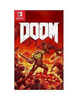 Nintendo Switch Doom - Switch