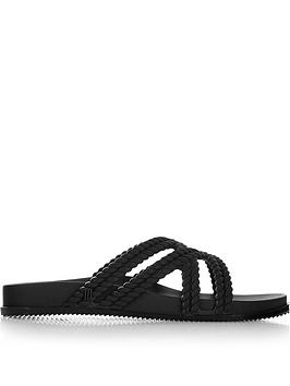 melissa-salinas-cosmic-rope-sandals-black