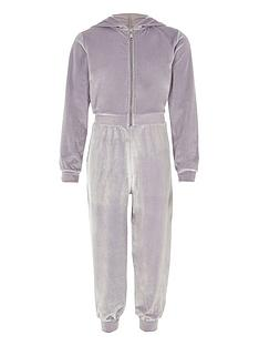 river-island-girls-lilac-velour-hooded-heatseal-jumpsuit