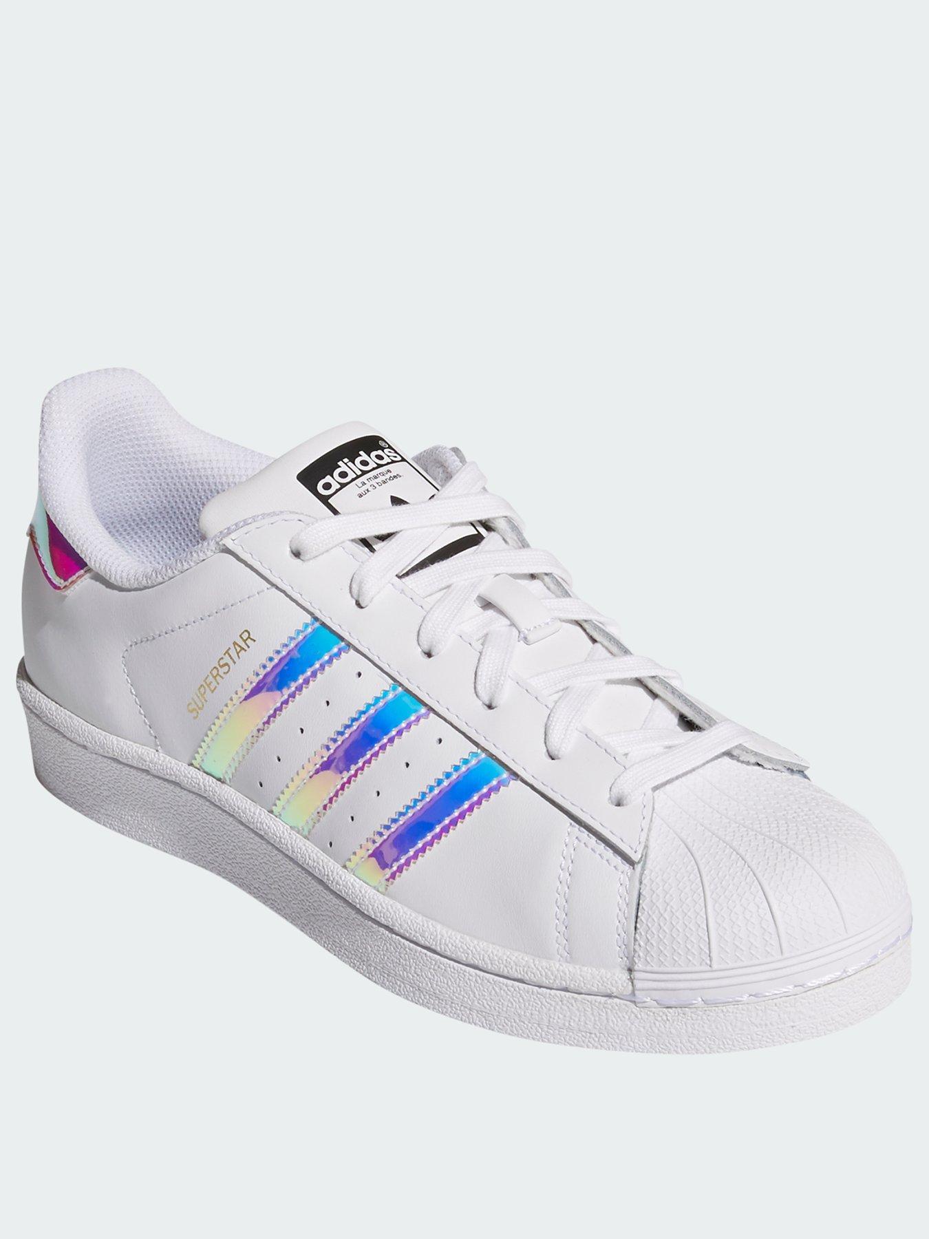 adidas size 3 trainers boys