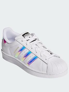 adidas-originals-superstar-junior-trainer-whiteiridescentnbsp
