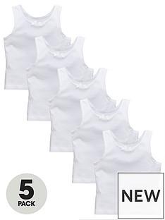 v-by-very-girls-5pk-white-sleeveless-vests