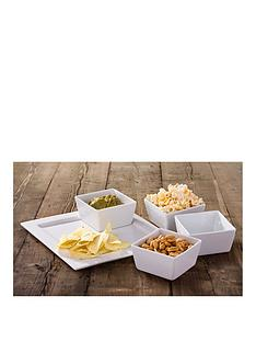 waterside-set-of-4-snack-and-dip-bowls-with-serving-tray