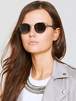 Kate Spade New York Adelais Sunglasses - Black