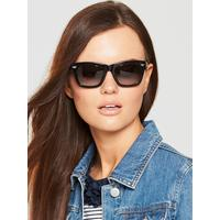 130952c4e24d Juicy Couture Square Chain Arm Sunglasses - Black | very.co.uk