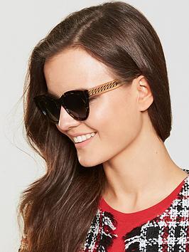 Jimmy Choo Chana Sunglasses - Brown