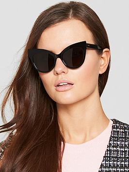 Max Mara Anita Sunglasses - Black
