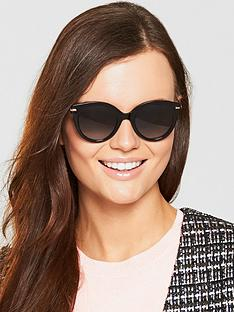 max-mara-needle-sunglasses-blackgold