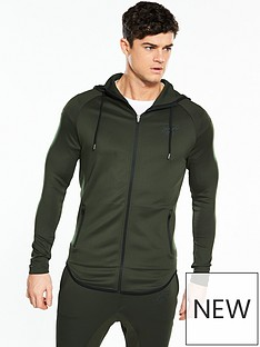 sik-silk-athlete-zip-through-hood