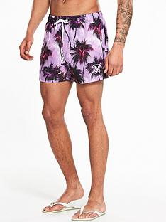 sik-silk-palm-print-swim-short