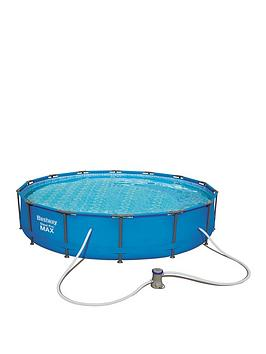bestway-14ft-pro-max-pool-with-pump