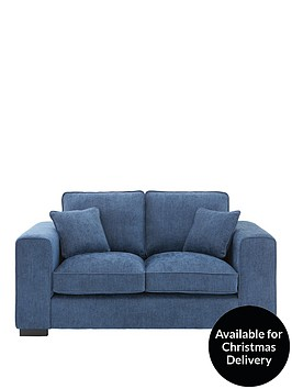 ideal-home-darwin-2-seater-fabric-sofa