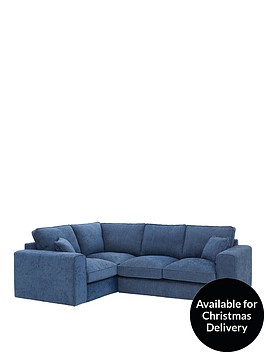 ideal-home-darwin-left-hand-fabric-corner-group-sofa