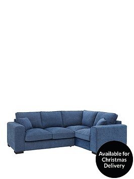 ideal-home-darwin-right-hand-fabric-corner-group-sofa