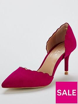 carvela-lovlier-scallop-two-part-court-purple